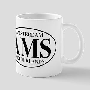 AMS Amsterdam Mug