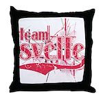 Team Svelte Throw Pillow