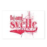 Team Svelte Postcards (Package of 8)