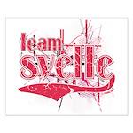 Team Svelte Small Poster