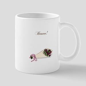 """Bravo"" Bouquet Mug"