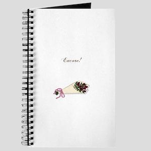 """""""Encore"""" Bouquet Journal"""