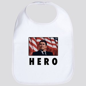 Ronald Reagan: HERO Bib