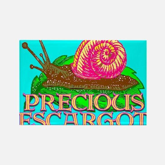 Precious Escargot by barnhartgallery - Rectangle M