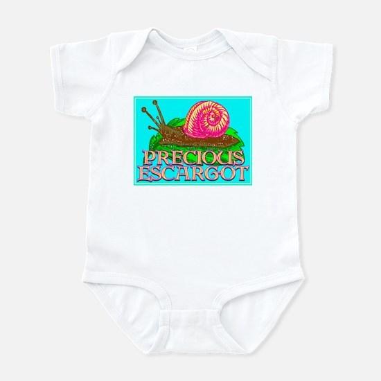 Precious Escargot by barnhartgallery - Infant Body