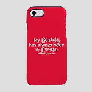 GG Blanche Beauty Curse iPhone 7 Tough Case