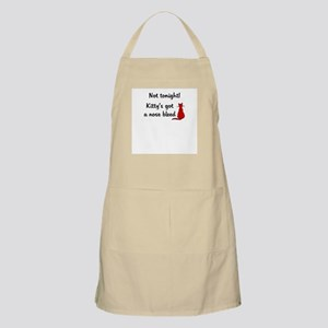 Not Tonight! Apron