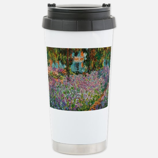 Funny French impressionism Travel Mug