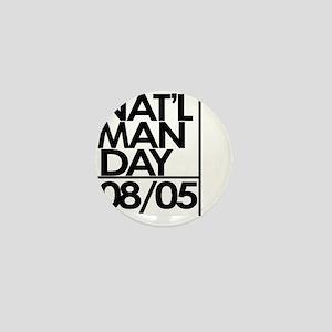 National Man Day Mini Button