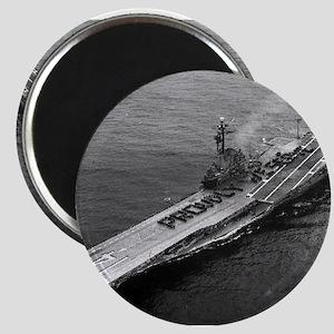 USS Ticonderoga Ship's Image Magnet