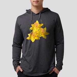3daffodils.png Mens Hooded Shirt