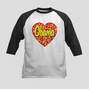 Obama Kids Baseball Jersey