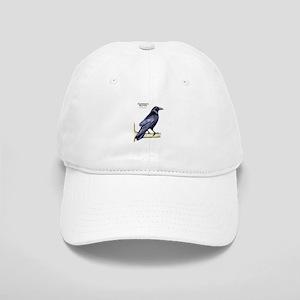 Common Raven Cap