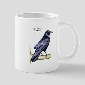 Common Raven Mug