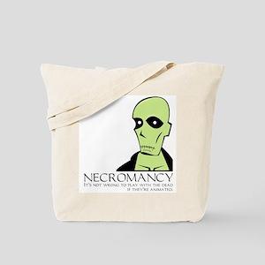 NECROMANCY Tote Bag