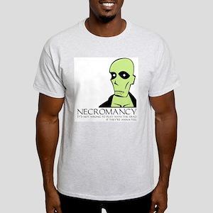 NECROMANCY Ash Grey T-Shirt