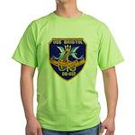 USS BRISTOL Green T-Shirt