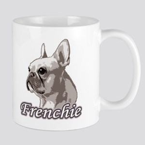 Frenchie - Creme Monochrome Mug