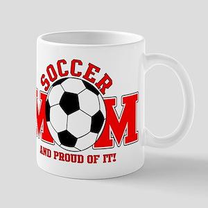 Proud Soccer Mom Mug