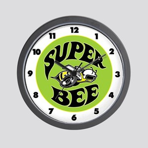 Super Bee Wall Clock