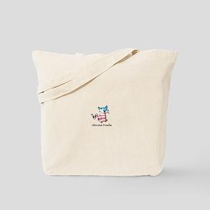 Liberalus Pussilia Tote Bag