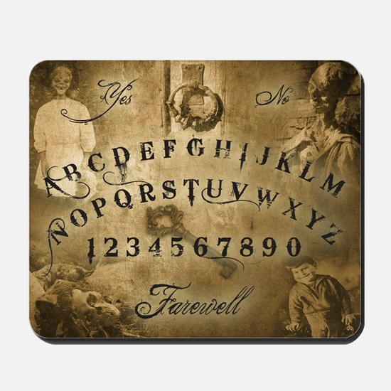 Ouija Board Mousepad