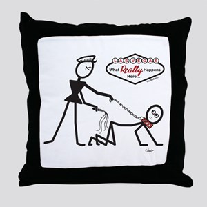 Dom Throw Pillow