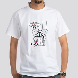 Cocktail White T-Shirt