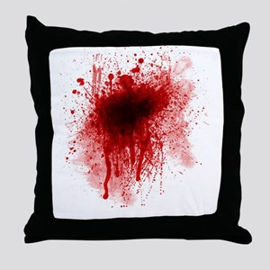 Dark Legends Throw Pillow