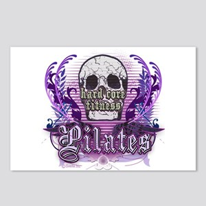 Hard Core Fitness Pilates Postcards (Package of 8)
