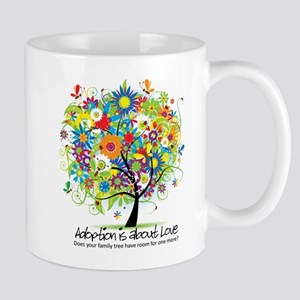 2-FAMILY TREE ONE MORE Mugs