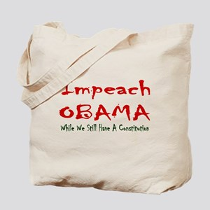 Throw The Bum Out Tote Bag