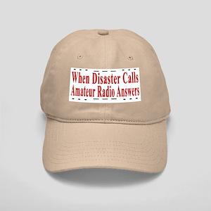 When Disaster Calls Amateur R Cap