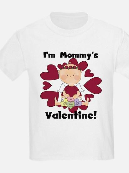 Girl Mommy's Valentine T-Shirt