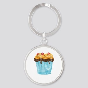 Funny Stud Muffin Locksmith Husband desi Keychains