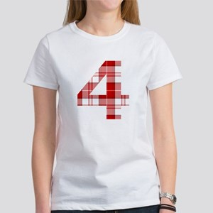 tartan preppy 4 T-Shirt