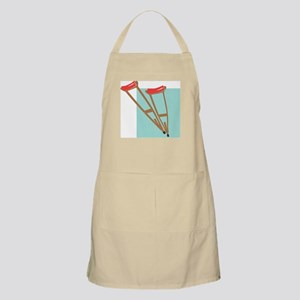 Crutches Apron