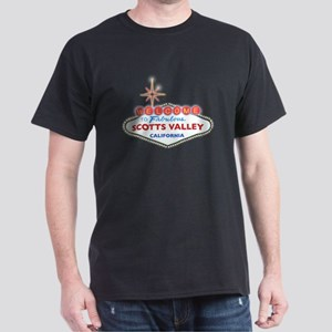 Fabulous Scotts Valley Dark T-Shirt
