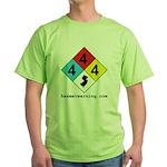 3-hazmat_10x10_4_color_nj_state_flag_1_3c T-Shirt