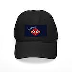Robot Black Cap