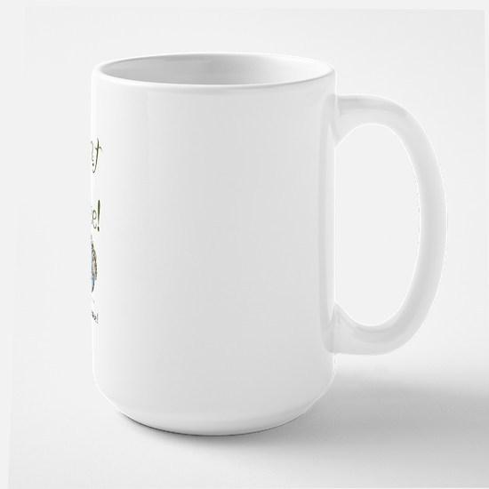 Plant a Tree Cow Large Mug