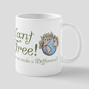 Plant a Tree Frog Mug
