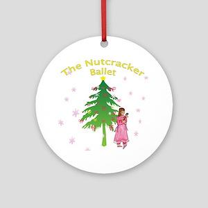 Nutcracker ornament Ornament (Round)