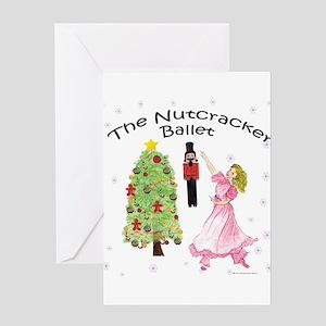 Nutcracker Greeting Card