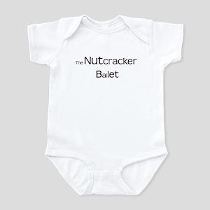 Nutcracker ballet classic Infant Bodysuit