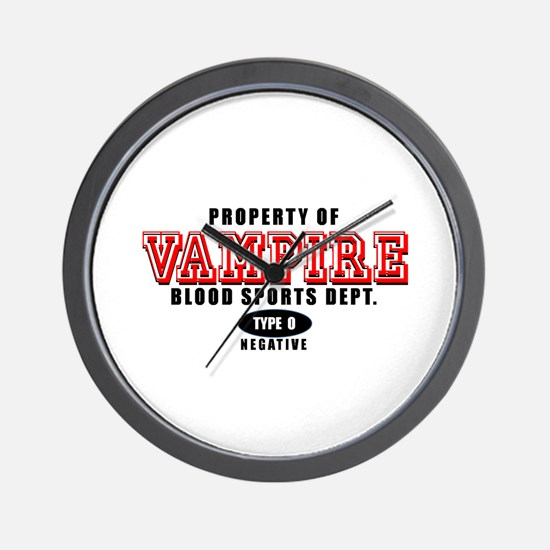 Funny Quileute tribe Wall Clock