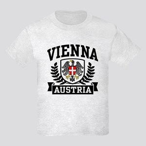 Vienna Austria Kids Light T-Shirt