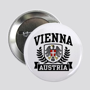 "Vienna Austria 2.25"" Button"