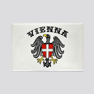 Vienna Austria Rectangle Magnet