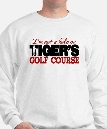 Tiger's Golf Course Sweatshirt